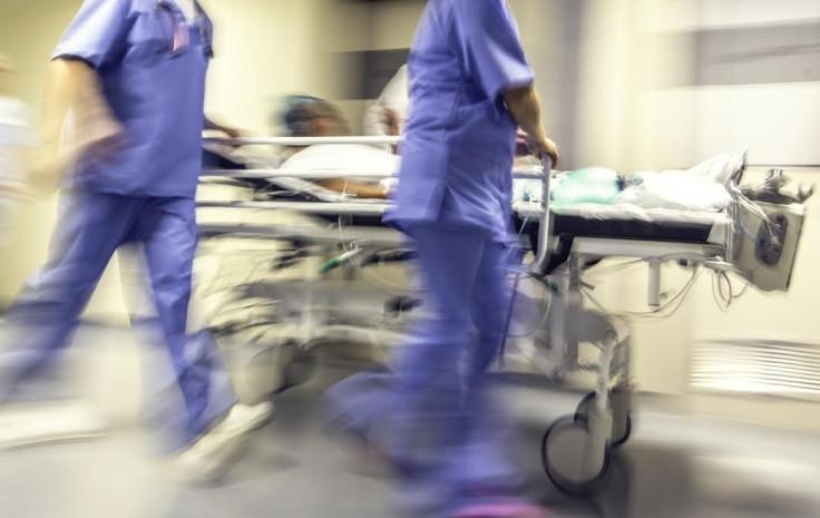 NHS facing a 'humanitarian crisis'