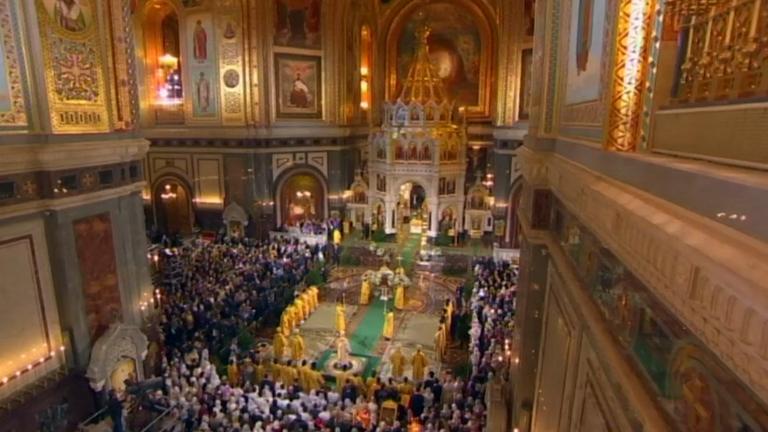 Christians around the world celebrate Eastern Orthodox Christmas