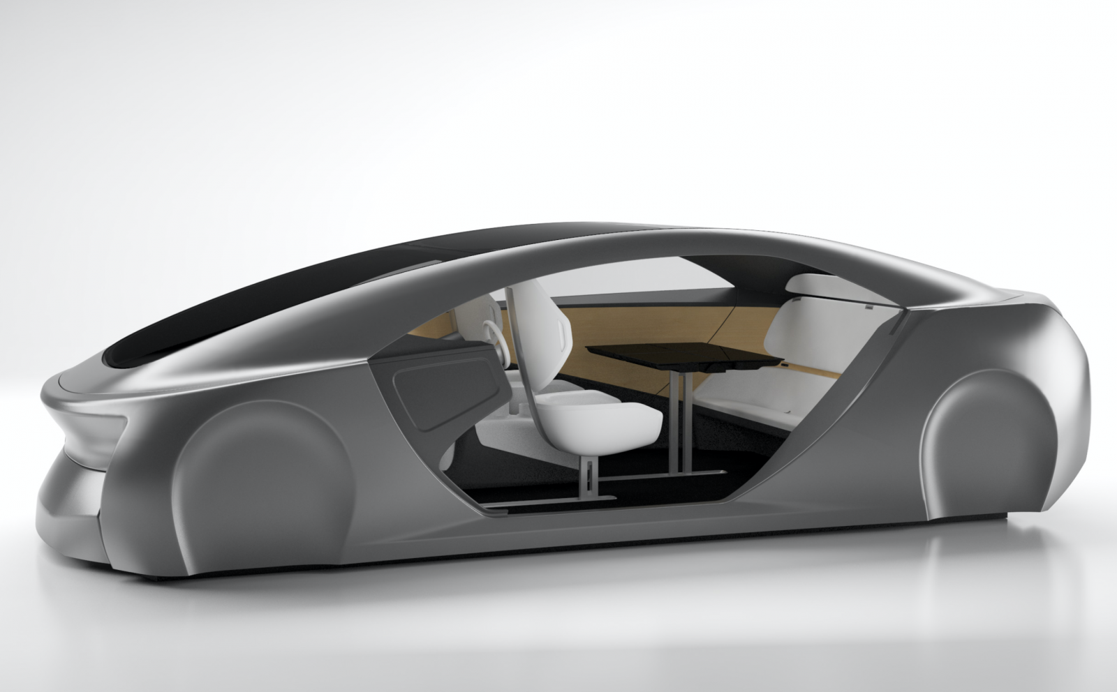 Fantastic Ces 2017 Panasonic Presents Car Interiors Of The Near And Interior Design Ideas Tzicisoteloinfo