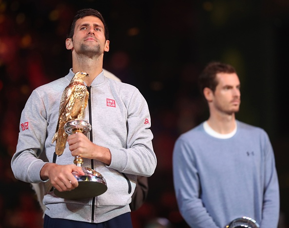 Djokovic retains his title after titanic battle with Murray — ATP DOHA