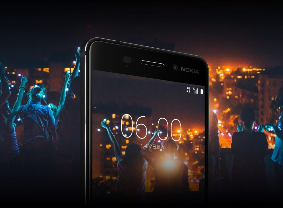 HMD Global launches Nokia 6