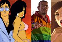 GTA Rockstar Art Stephen Bliss