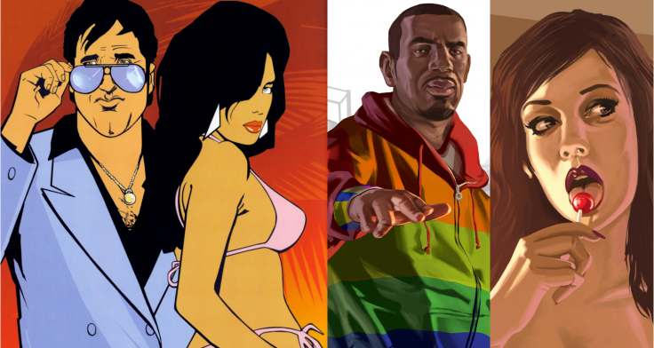GTA artist Stephen Bliss on his 15 years at Rockstar Games