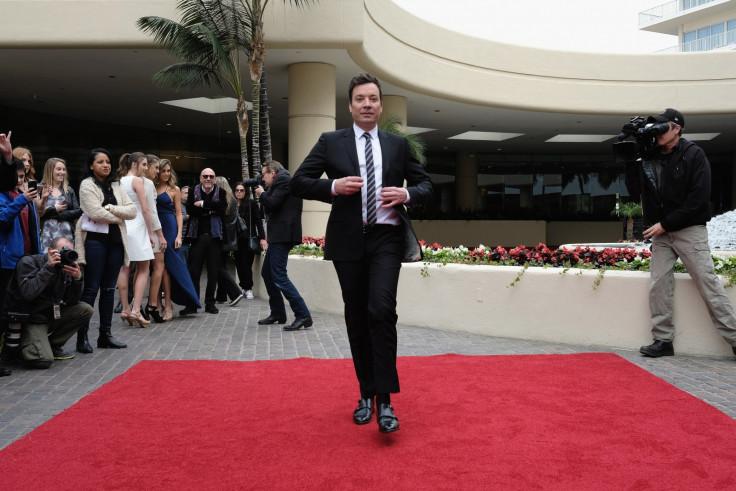 Golden Globes blunder: Jimmy Fallon