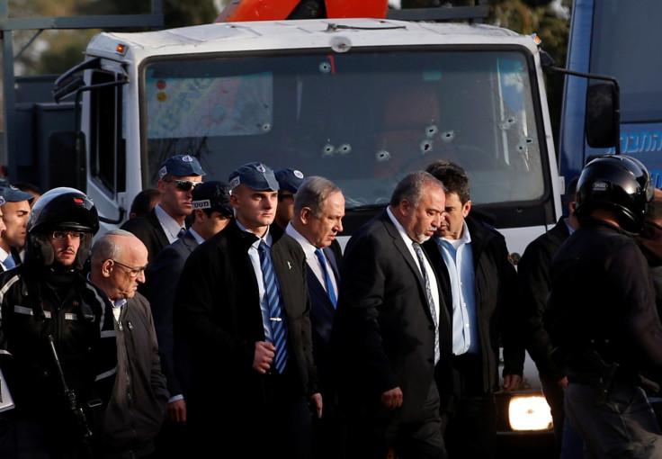 Jerusalem truck attack