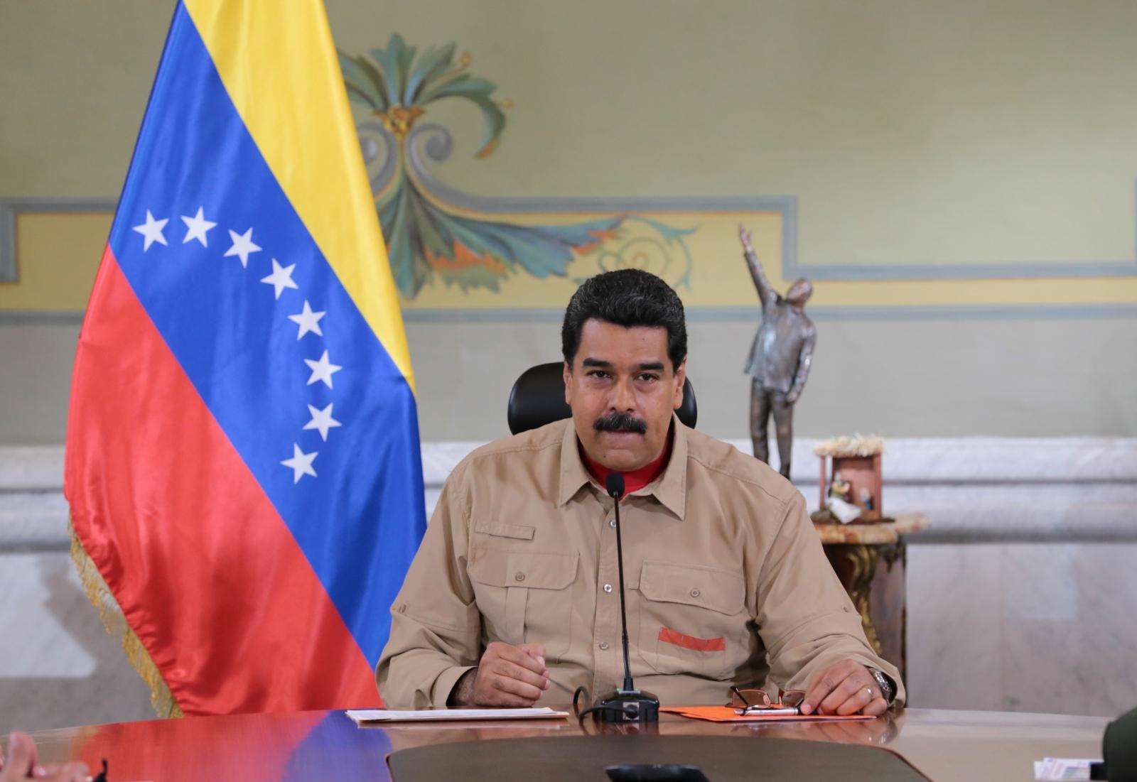 Venezuela economy and Nicolas Maduro