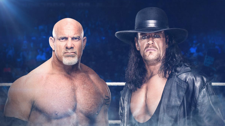 Goldberg vs The Undertaker