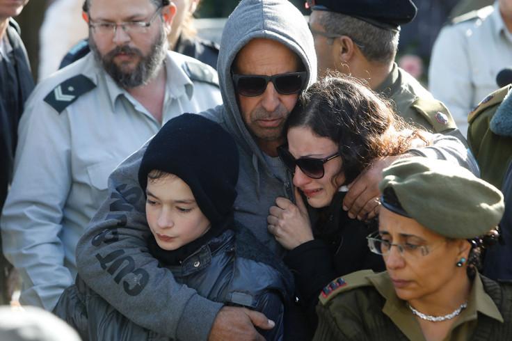 Israel funeral