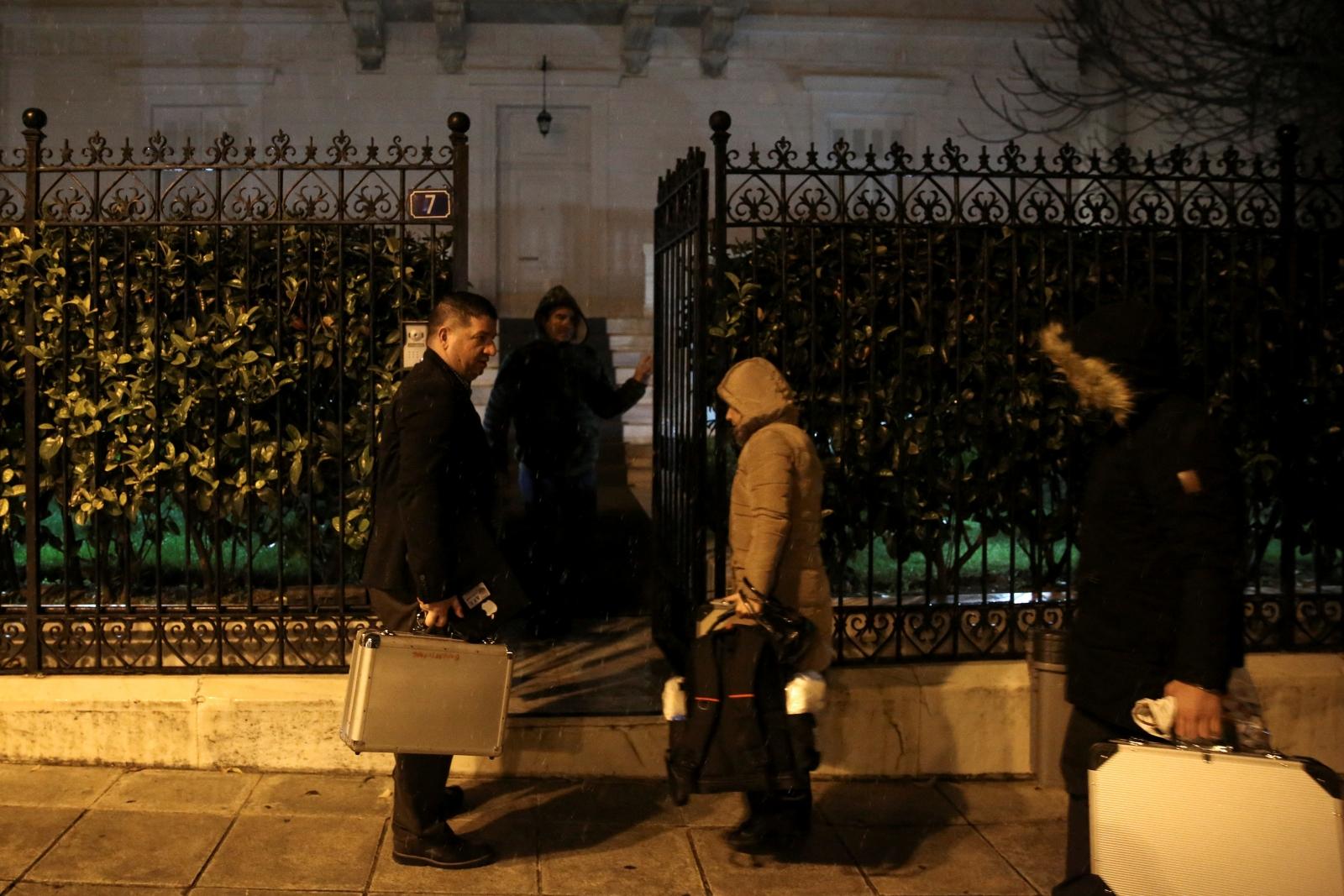 Russian consul found dead in Greece