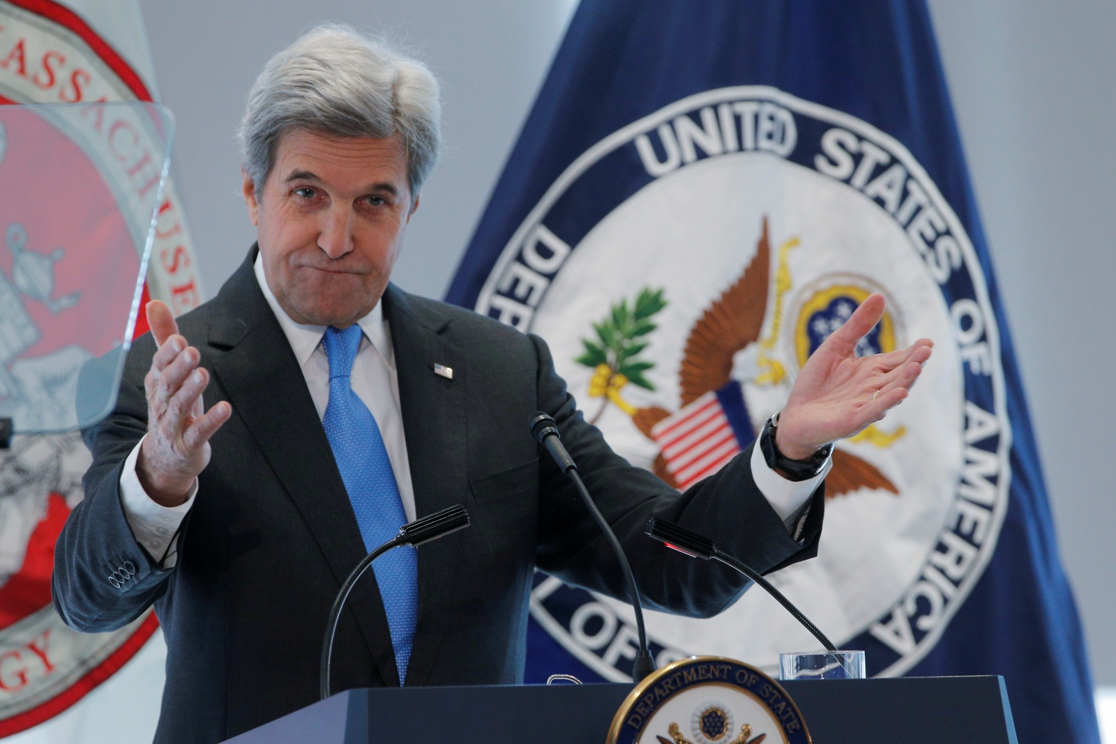 Kerry hits Nigeria gay marriage law -