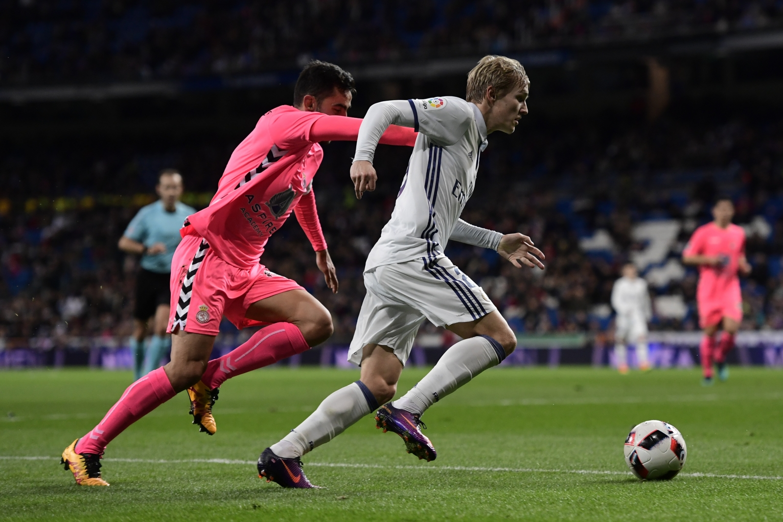 Odegaard joins Heerenveen on loan