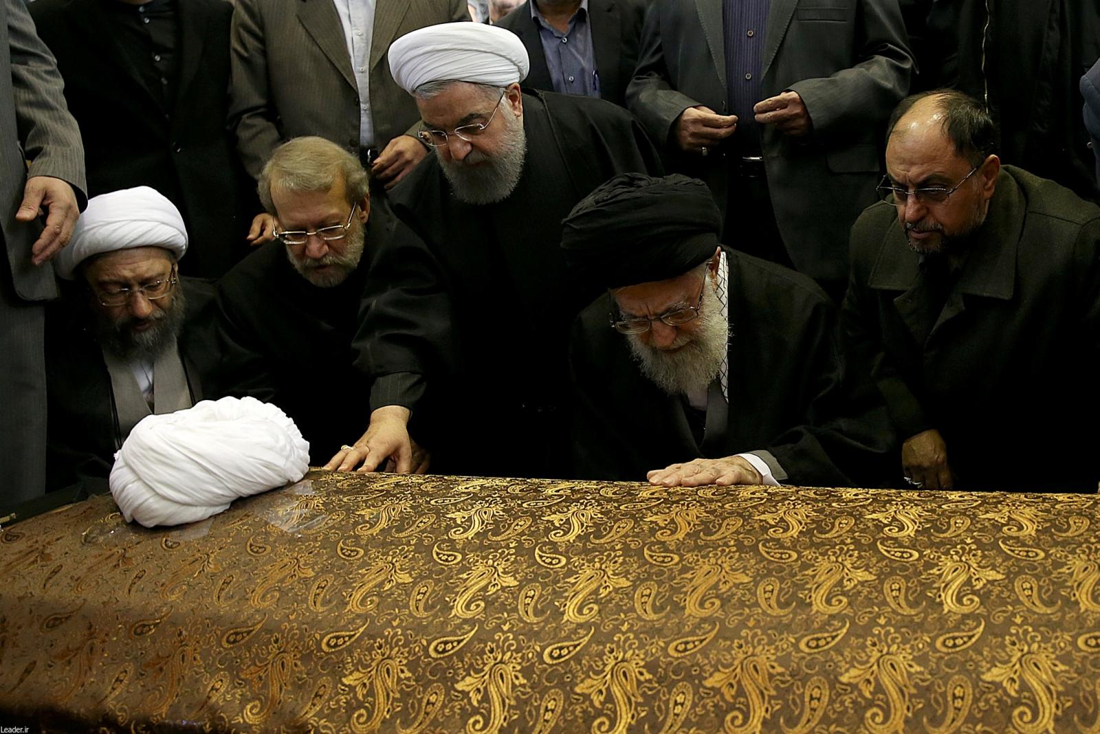 Rafsanjani funeral