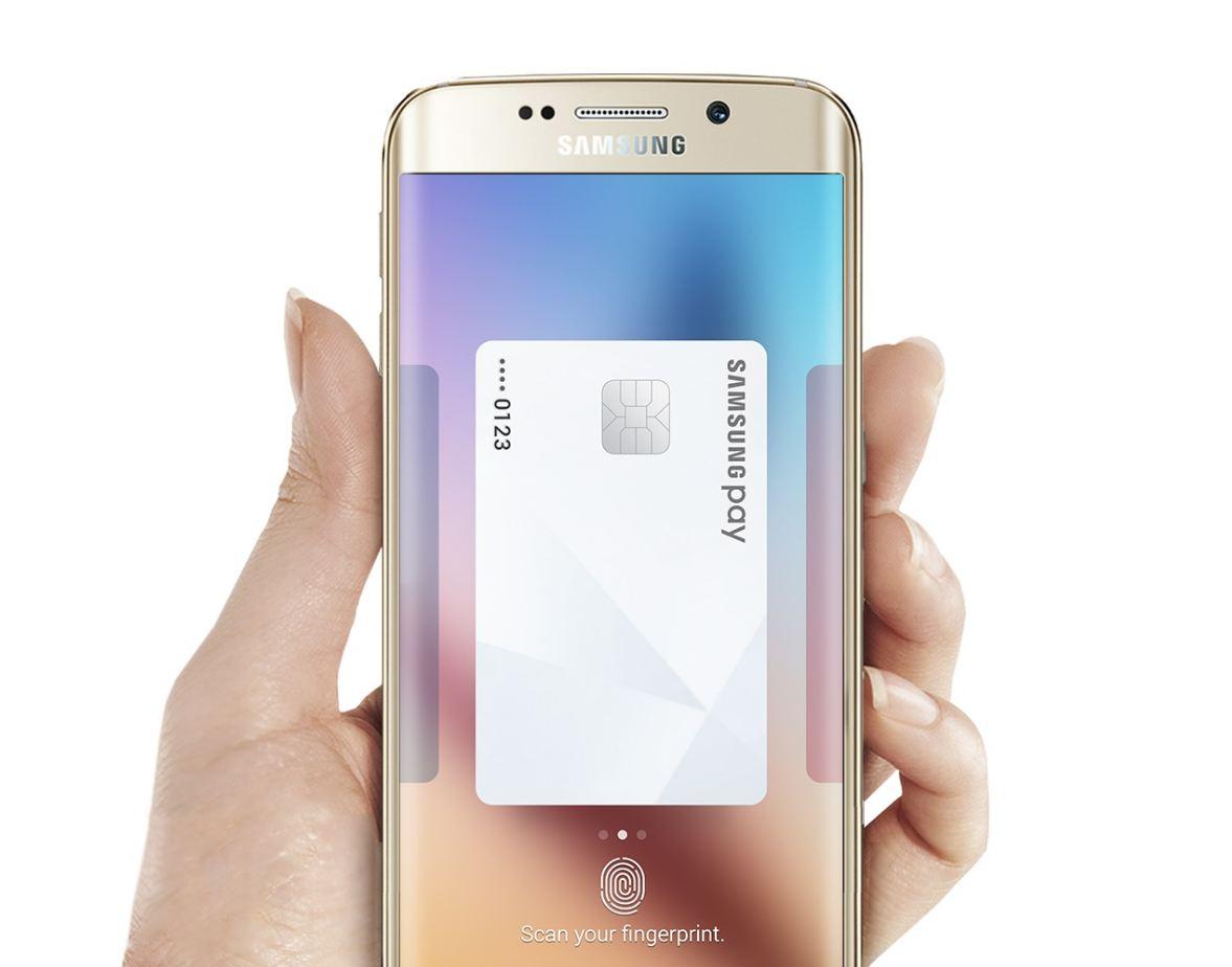 Samsung Pay Mini and Bixby