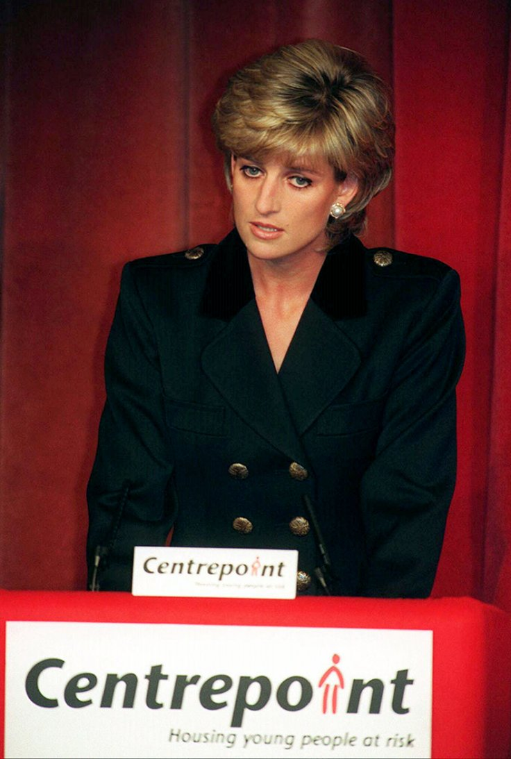 Diana at Centrepoint