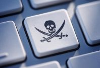 Pirate content internet