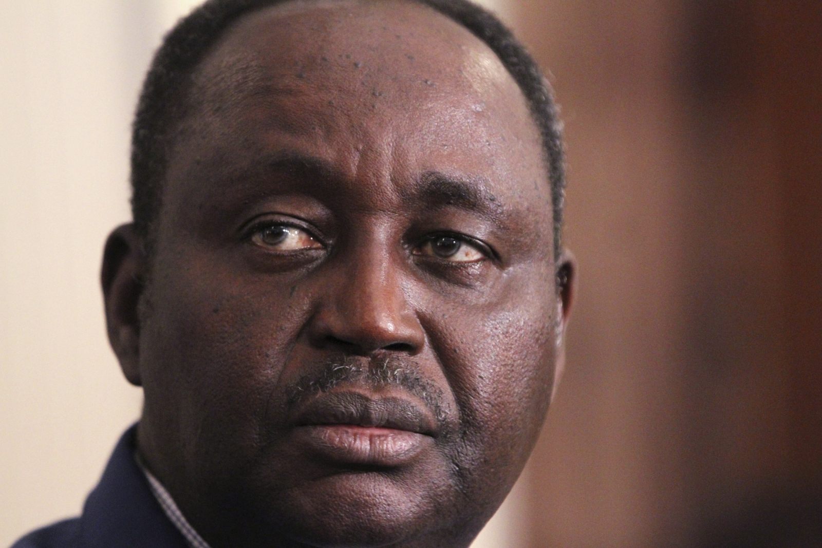 Central African president Francois Bozize
