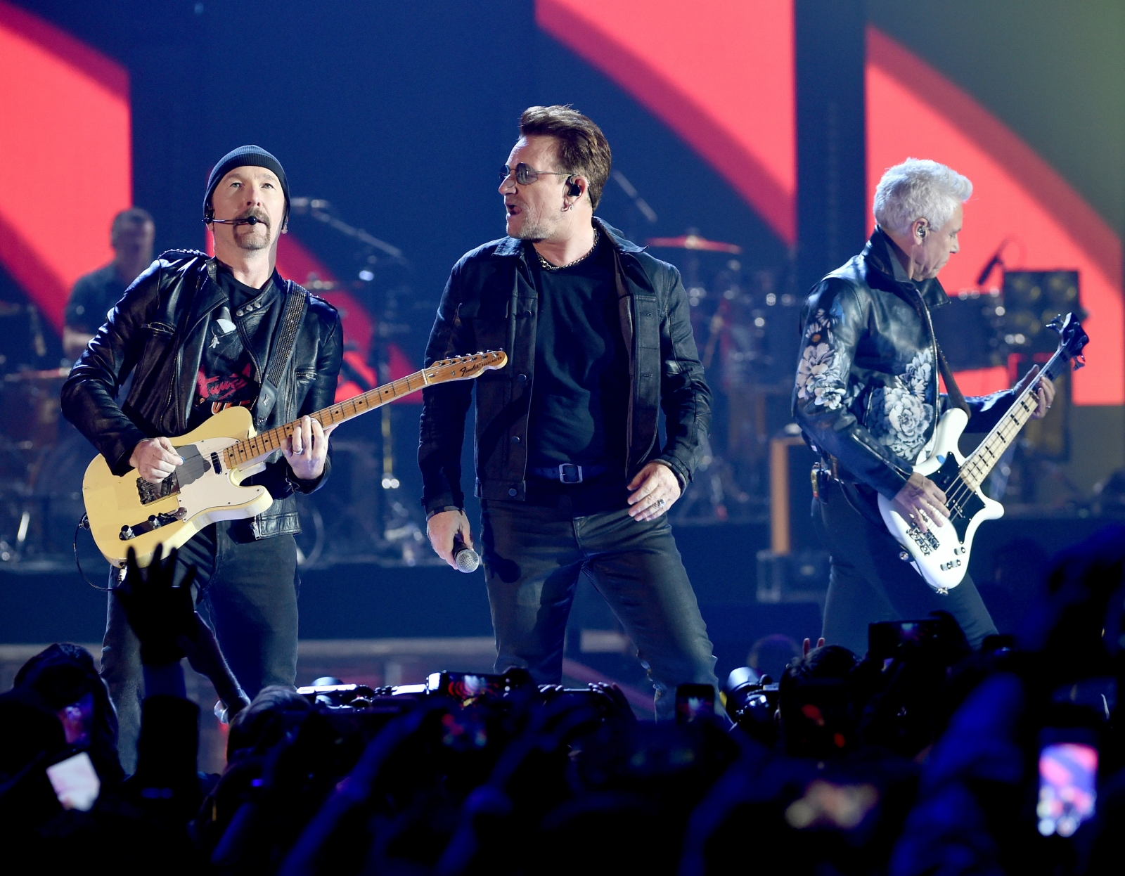 U2 delayed new album because of Donald Trump's victory