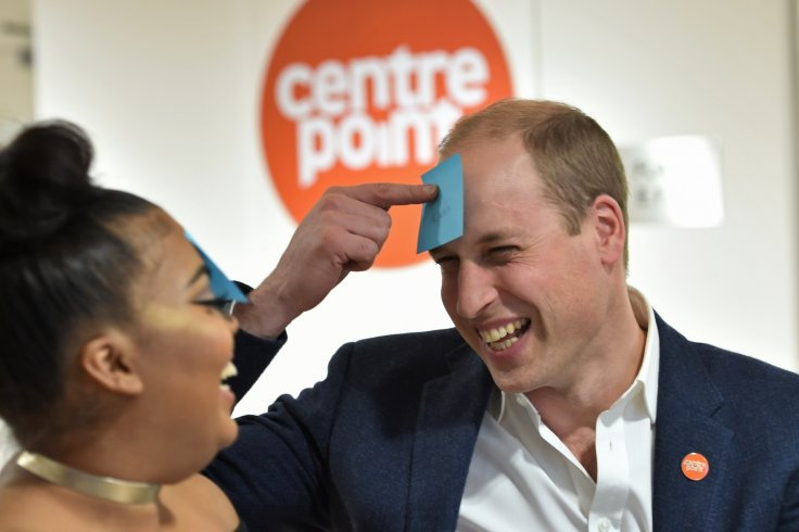 prince william centrepoint 2017