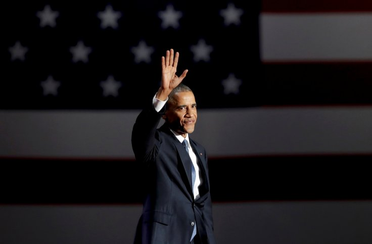 Barack Obama farewell speech