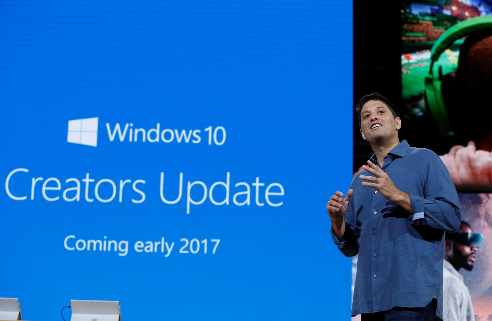 Windows 10 Creators Update privacy features