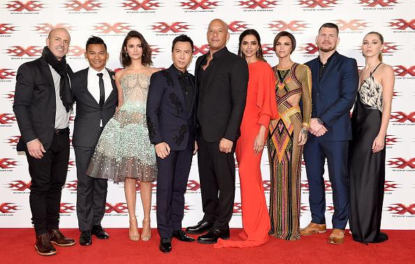 xXx: Return of Xander Cage London premiere