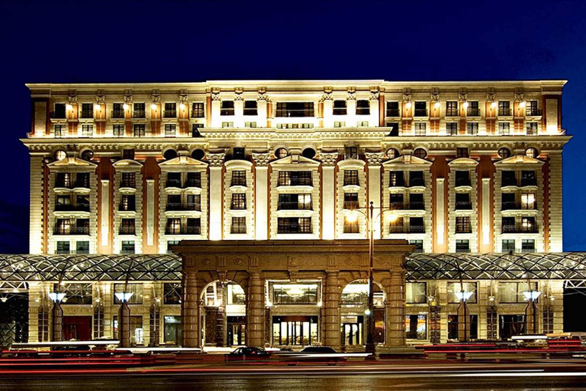 Ritz Carlton, Moscow