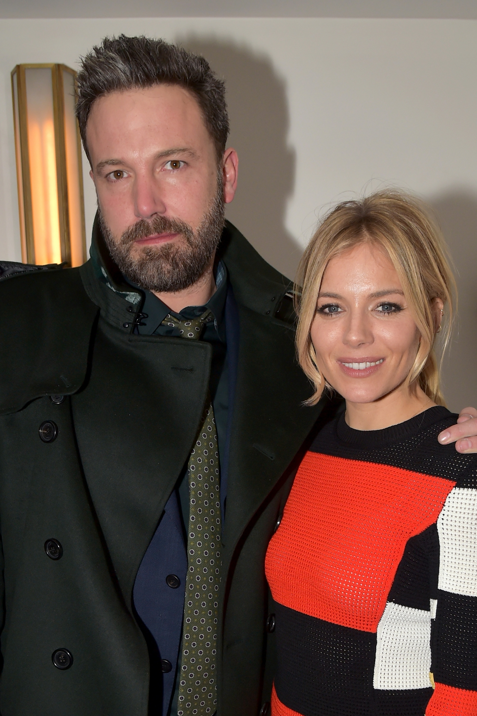 Ben Affleck and Sienna Miller