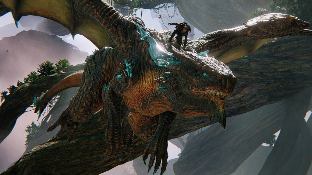 Scalebound Xbox Cancelled
