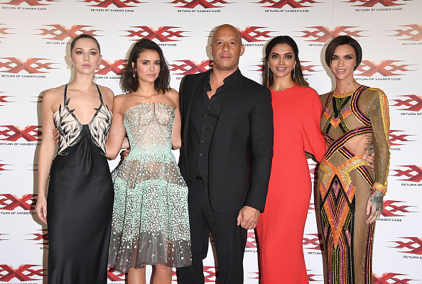 xXx: Return of Xander Cage London premiere