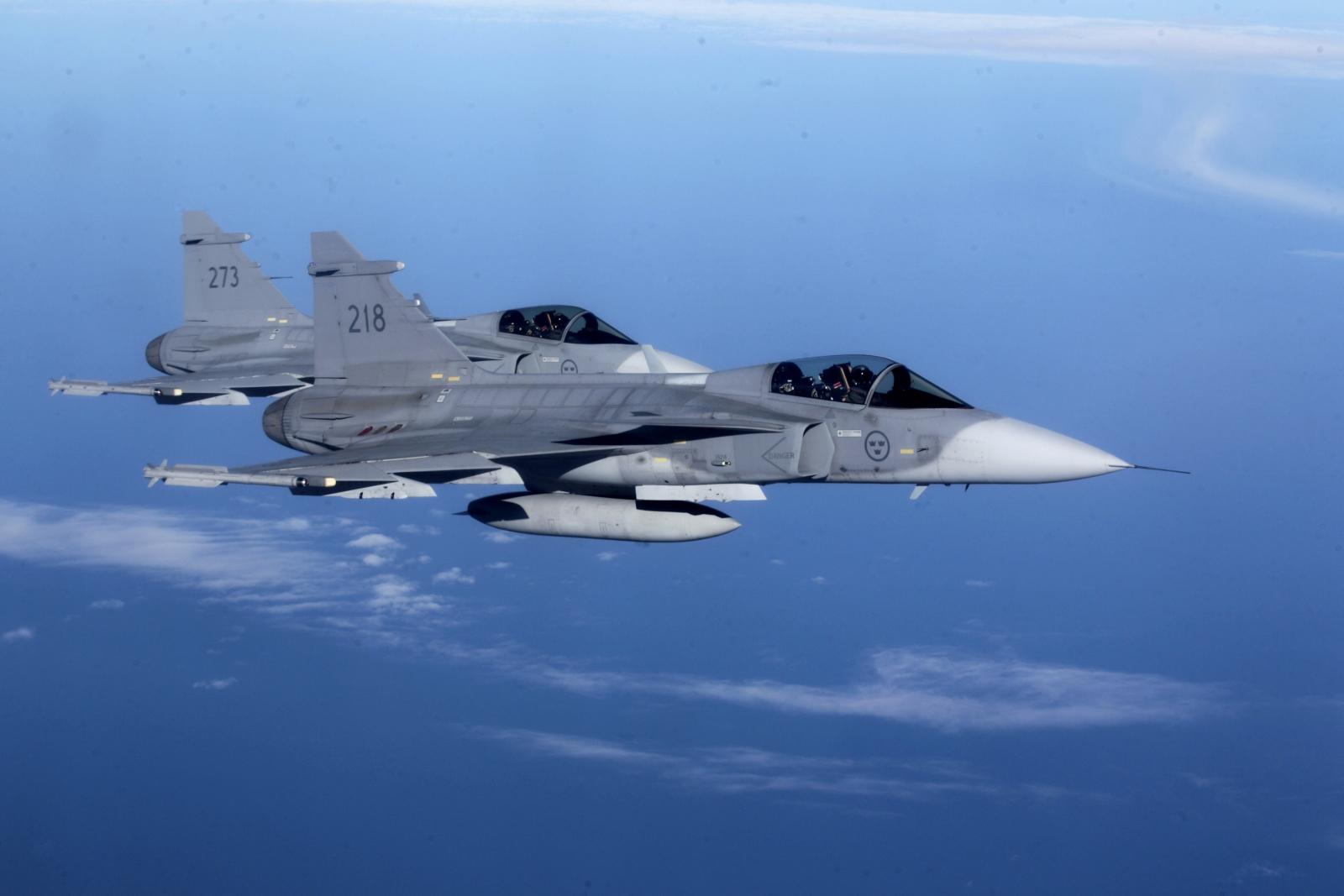 Sweden Air Force