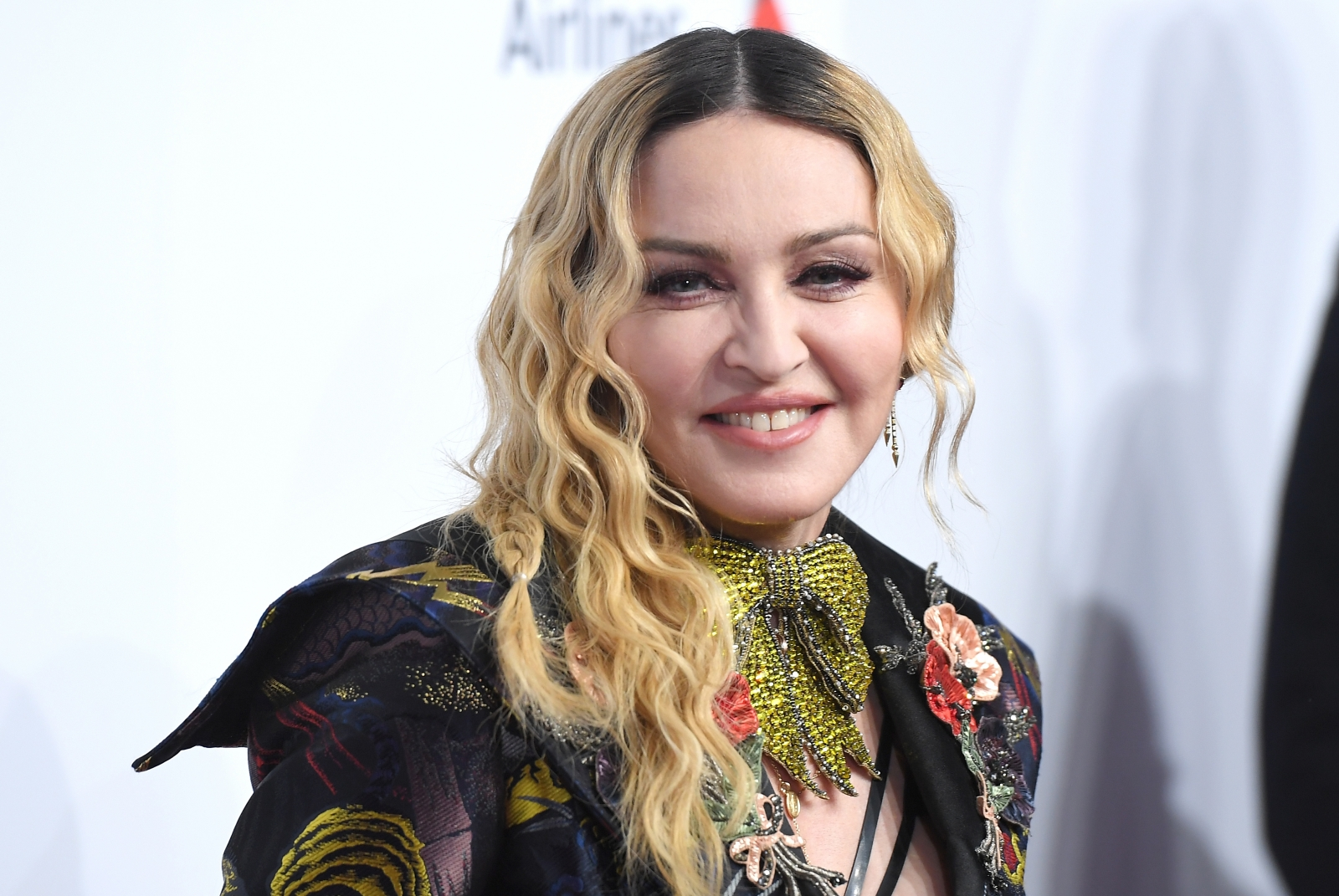 Madonna Doesn't Want To Adopt No Goddamn AIDS Orphan