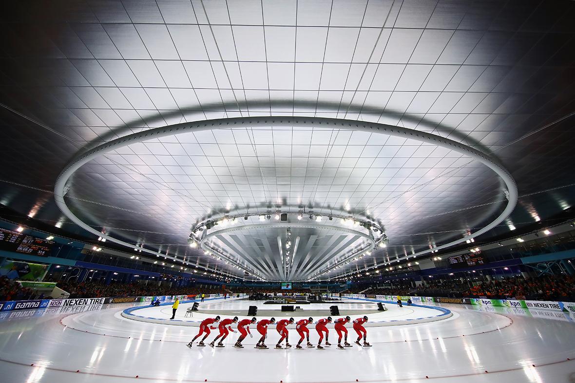ISU European Speed Skating Championships