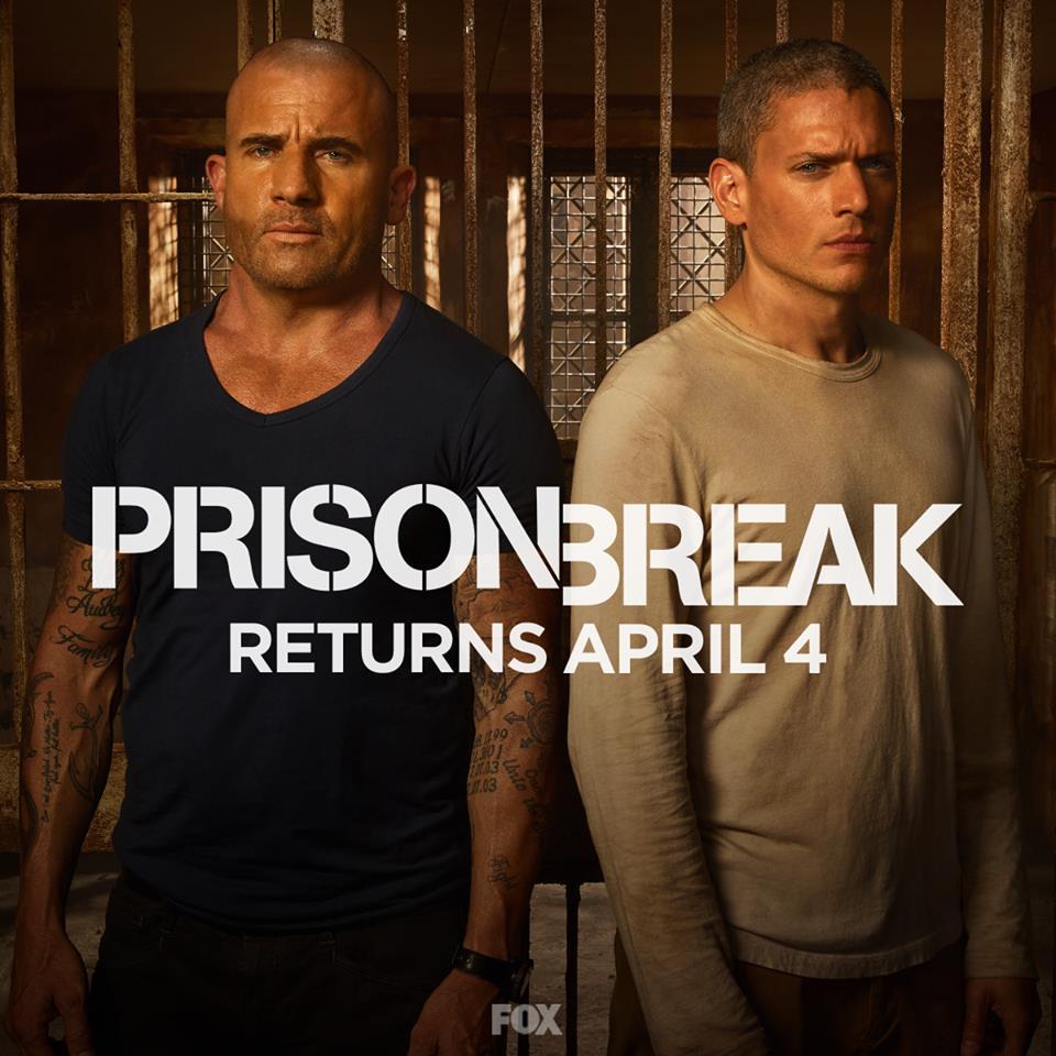 Prison Break season 5 trailer reveals similarities between Michael ...