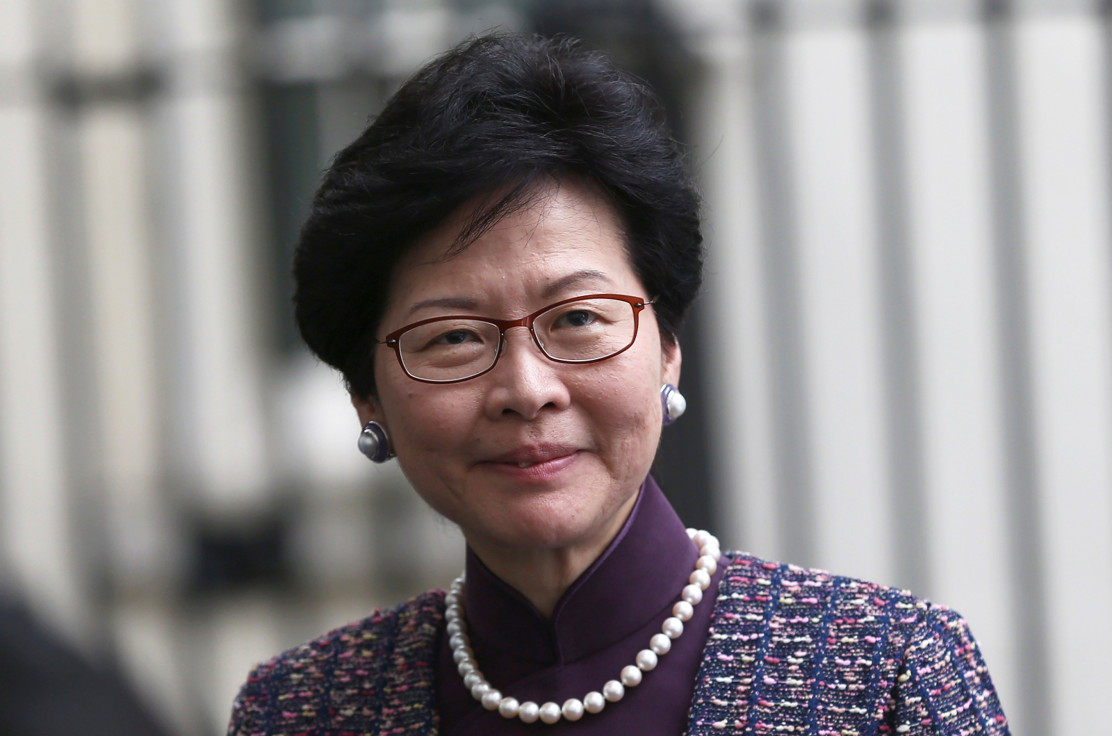 Hong Kong: Chief Secretary for Administration, Carrie Lam, resigns