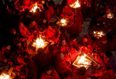 Swasthani Brata Katha festival