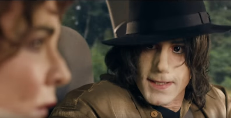 Joseph Joseph Fiennes as Michael Jackson