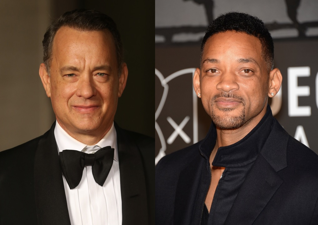 Tom Hanks and Will Smith