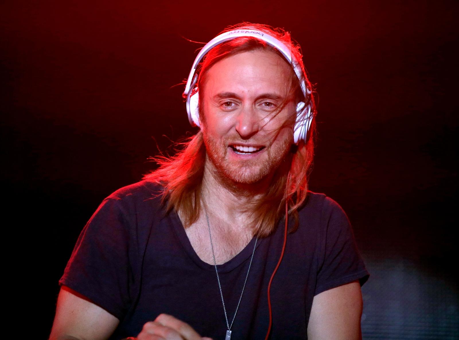 David Guetta Tour  Uk
