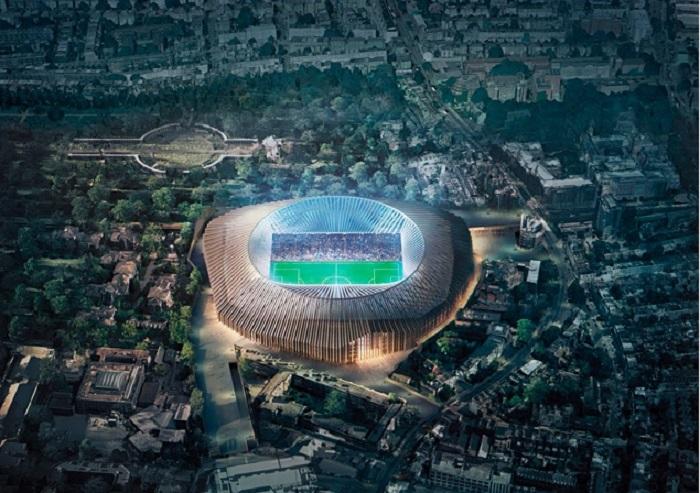 Chelsea new stadium