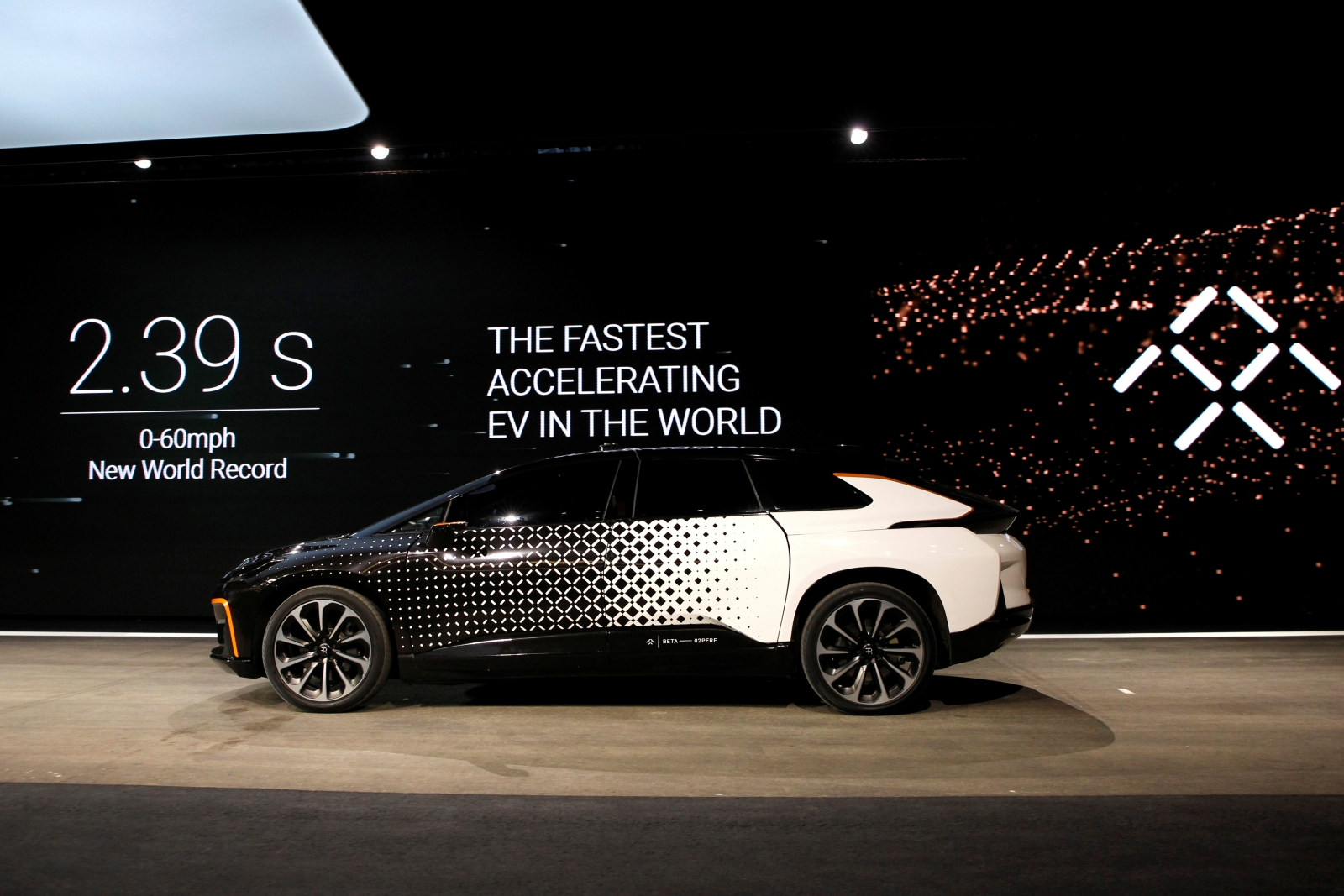 Faraday Future FF91