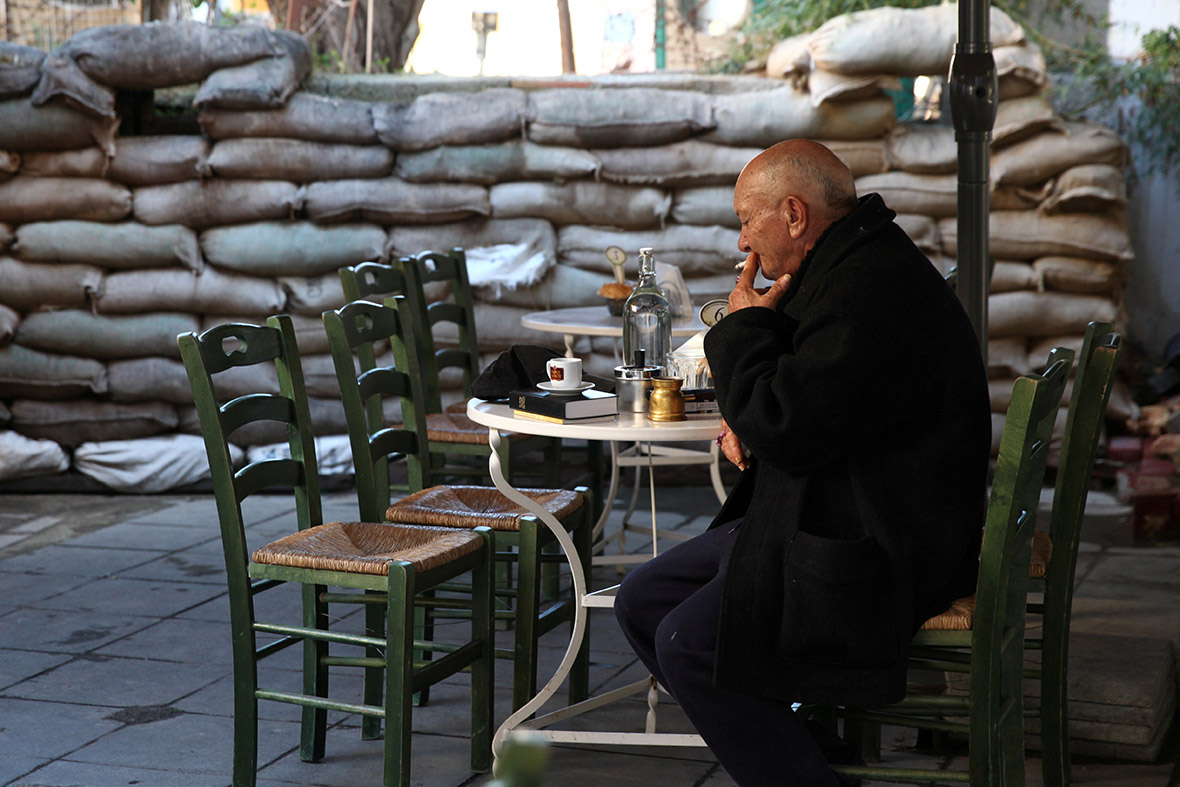 Cyprus divided peace Nicosia