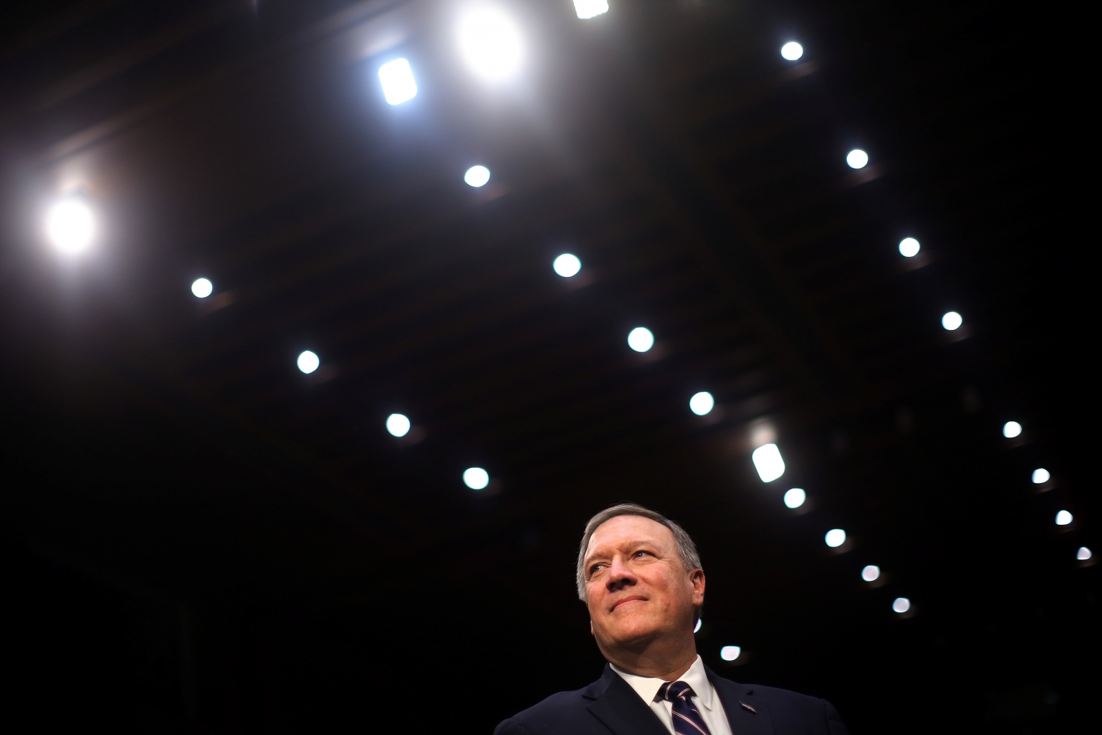 USA-CONGRESS/POMPEO