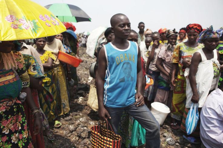Obama in DRC