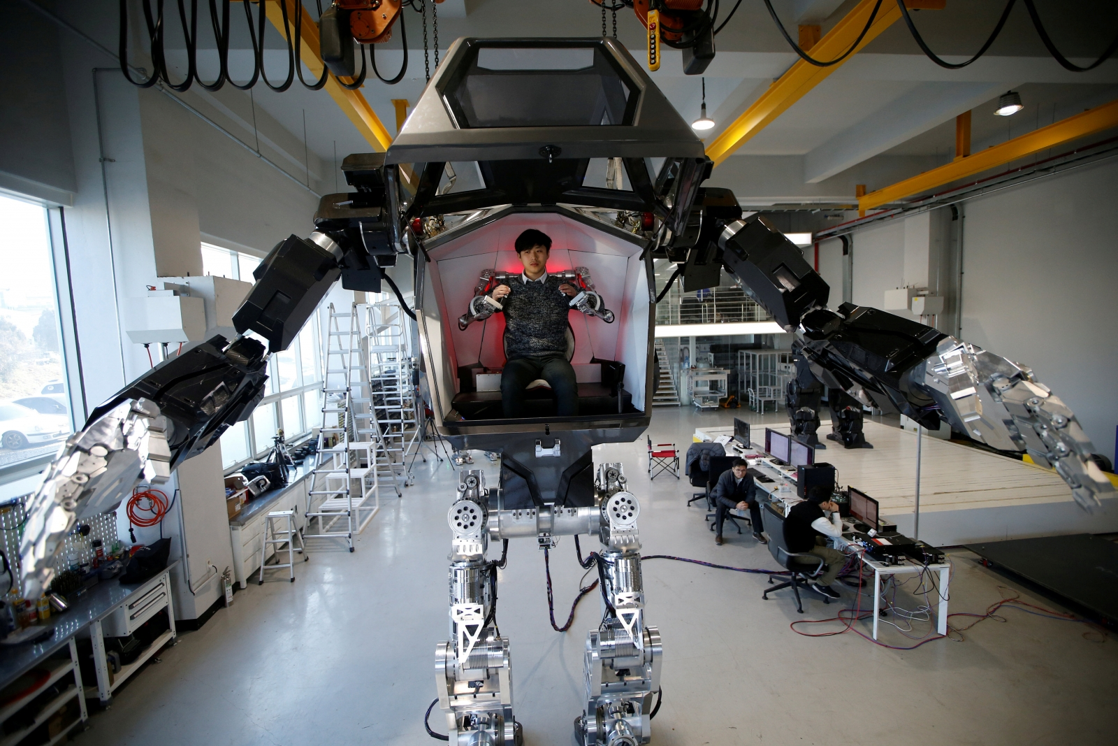 robot robotics android