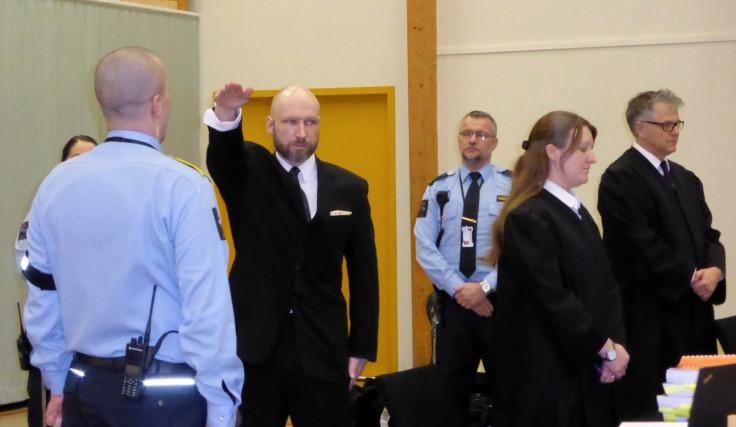 Breivik nazi