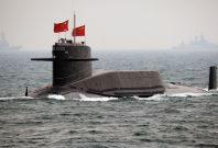 China nuclear submarine