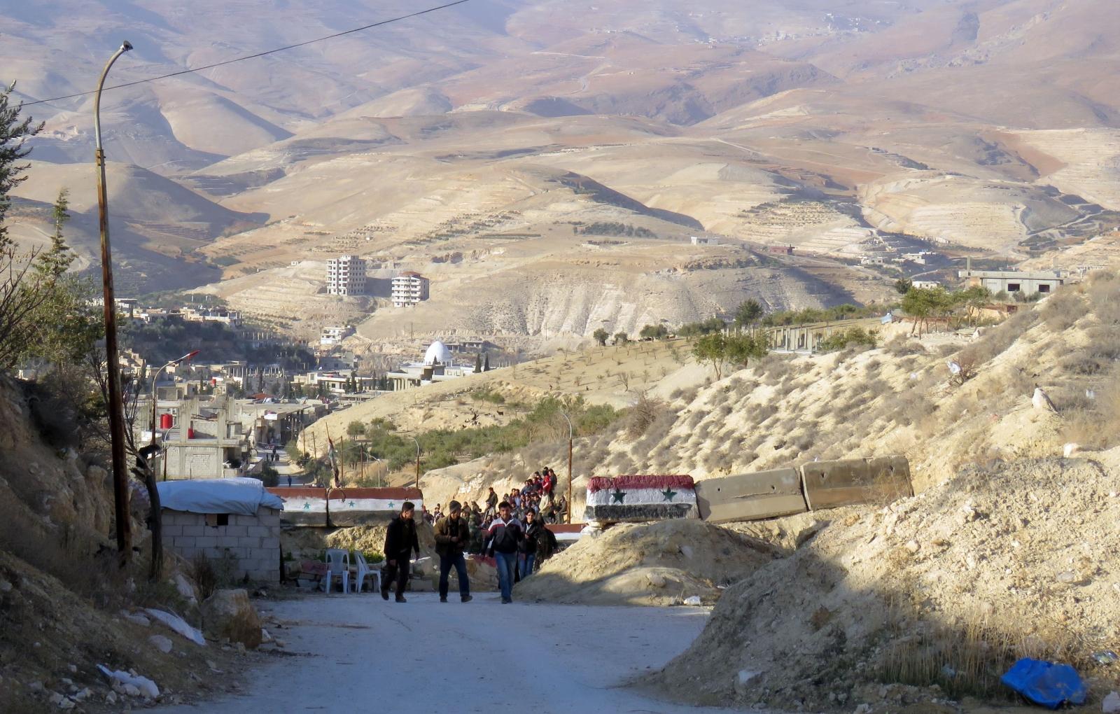 wadi barada