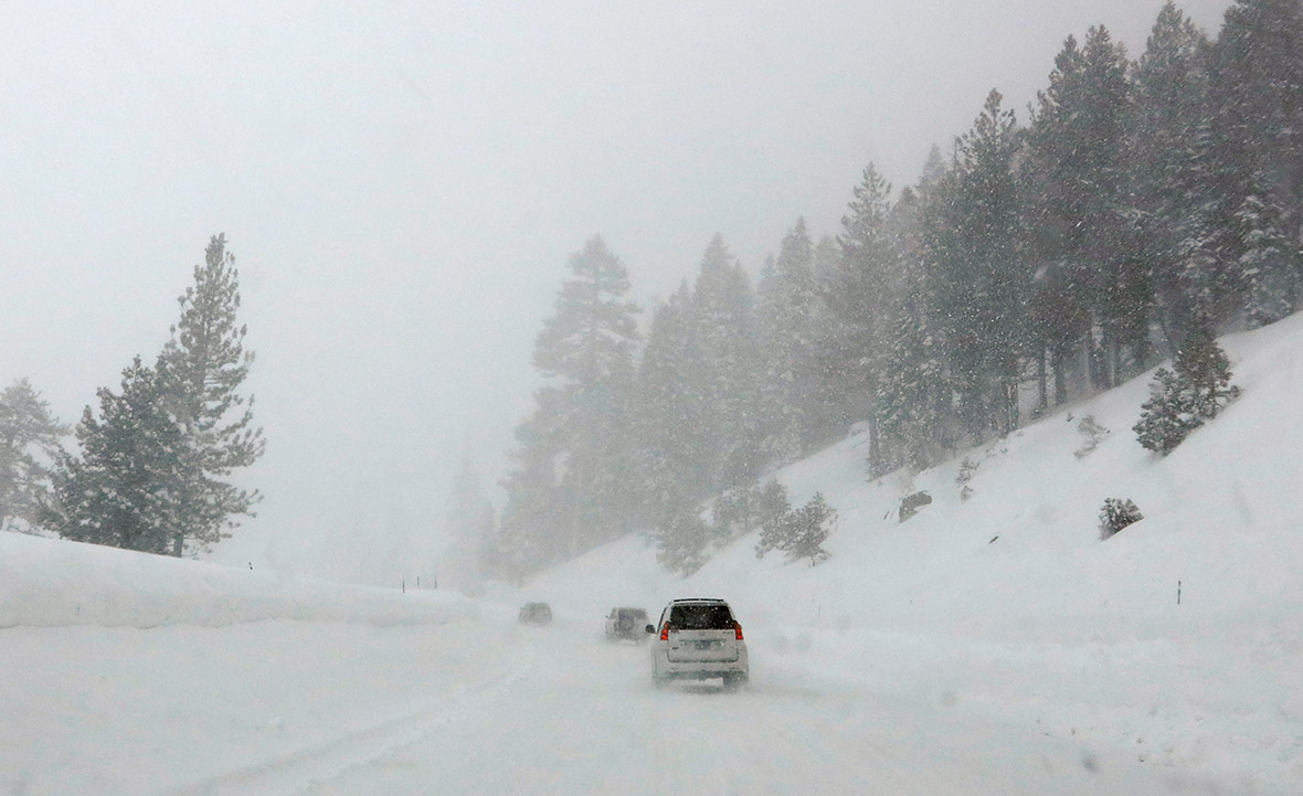 Donner pass weather