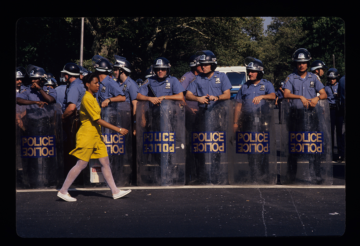 'Whose Streets? Our Streets!': New York City, 1980-2000