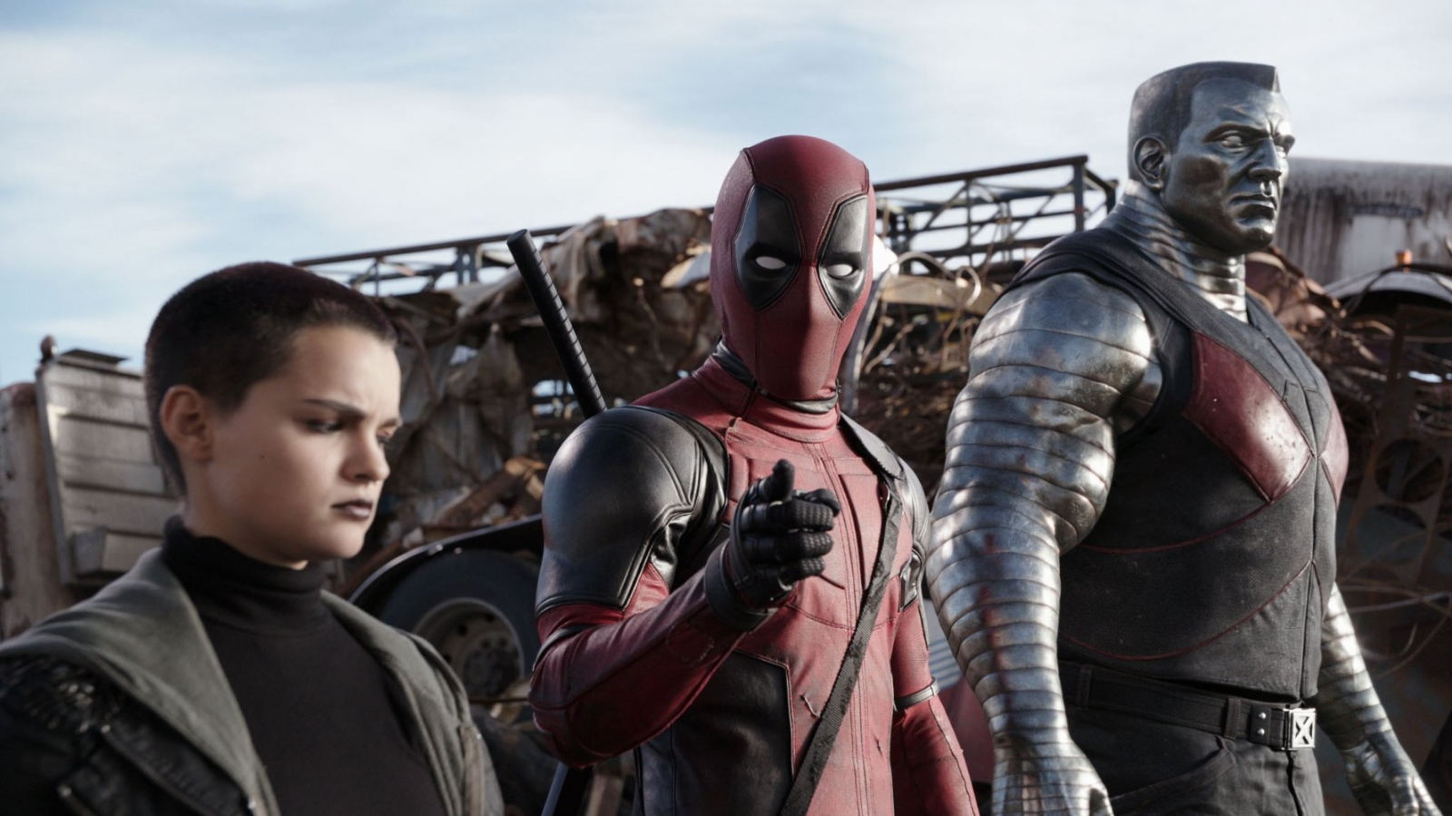 Deadpool 2: Cable, Colossus, and Negasonic Teenage Warhead Confirmed